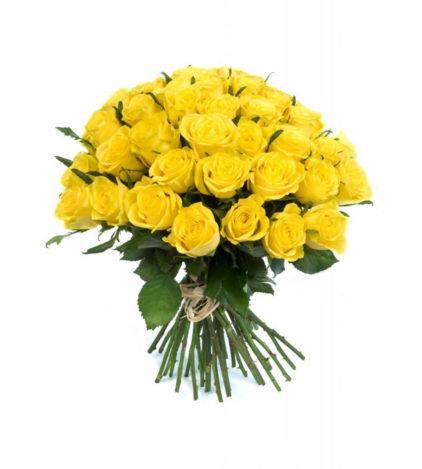 Roses jaunes meifazeda Fleuriste Neuville sur Saône Fleurs mariage Lyon Livraison Cours art floral deuil Livraison express Fleuriste interflora