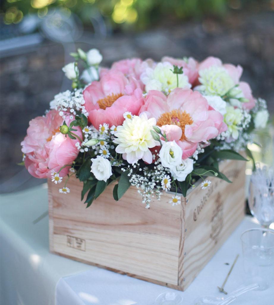 Fleuriste Neuville sur Saône Fleurs mariage Lyon Livraison Cours art floral deuil Livraison express Fleuriste décoration