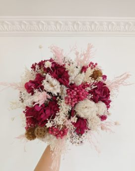 au-paradis-des-fleurs-fleuriste-neuville-sur-saone-mariage-fleurssechées-bouquet