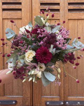 bouquet denise fleuriste lyon neuville sur saone mariage