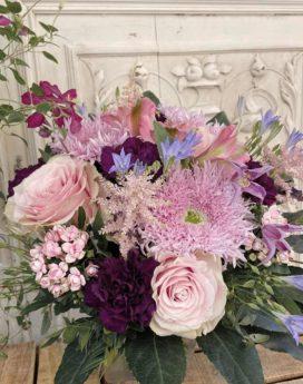 bouquet simone fleuriste lyon neuville sur saone mariage