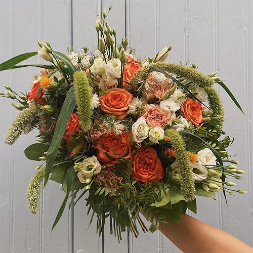 bouquet colette fleuriste lyon neuville sur saone mariage cadeau fleurs